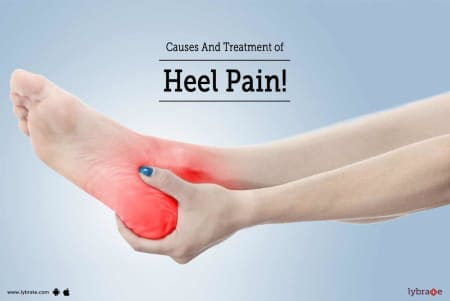 f55df8e639 Causes And Treatment Of Heel Pain! - By Dr. Shamik Bhattacharjee ...