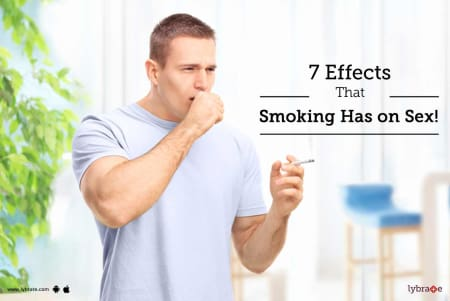 Smoking effects sexual
