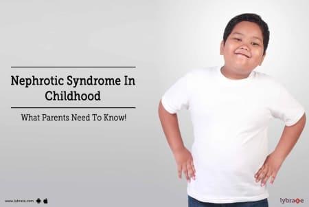 nephrotic syndrome as a child