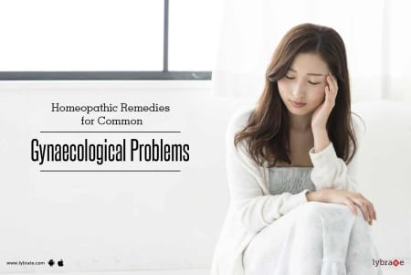 Homeopathic Remedies for Common Gynaecological Problems - By