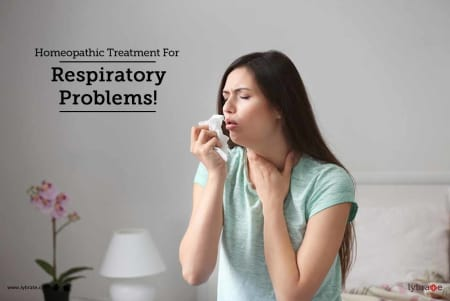 Homeopathic Treatment For Respiratory Problems! - By Dr  Prashant K