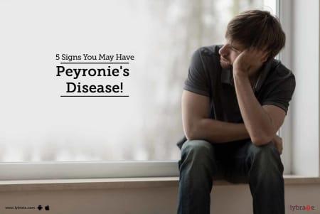 Peyronies sex education