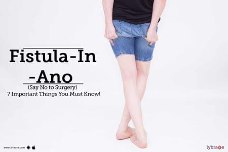 Anal fistula avoid hot tub