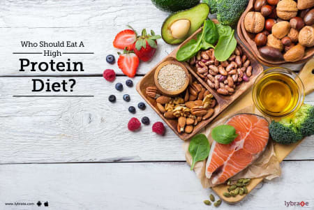 who should eat a high protein diet