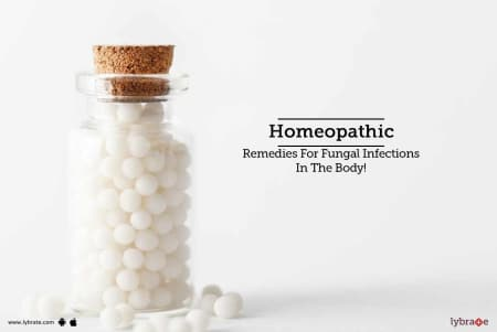 Homeopathic Remedies For Fungal Infections In The Body! - By
