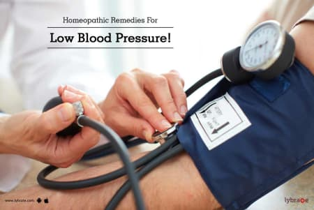 Homeopathic Remedies For Low Blood Pressure! - By Dr  Pawan