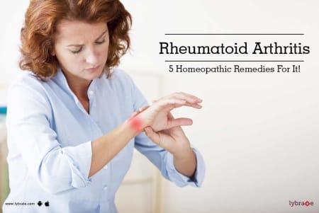 Dr. Rajesh Shah's advice on Rheumatoid Arthritis