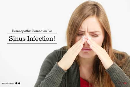Homeopathic Remedies For Sinus Infection! - By Dr  Rushali