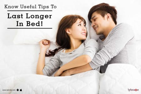 On in bed tips lasting long How To