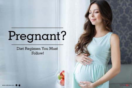 What diet to follow when pregnant