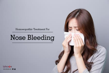 Homoeopathic Treatment For Nose Bleeding - By Dr  Ajit Singh P