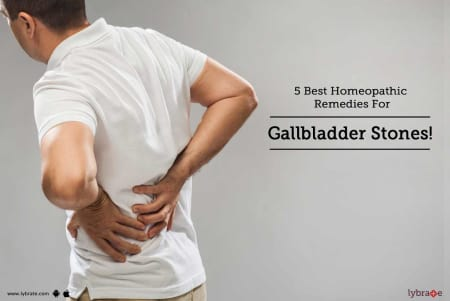 Best home remedy for gall stone pain