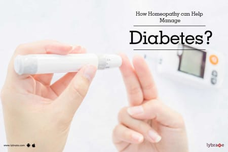 How Homeopathy can Help Manage Diabetes? - By Dr  Naik