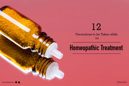 12 Precautions to be Taken while on Homeopathic Treatment