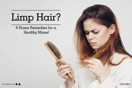 Limp Hair 6 Home Remedies For A Healthy Mane By Kaya