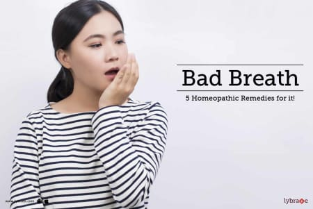 Bad Breath - 5 Homeopathic Remedies for it! - By Dr  Sumit