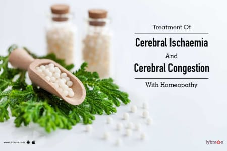 Treatment of Cerebral Ischaemia and Cerebral Congestion With