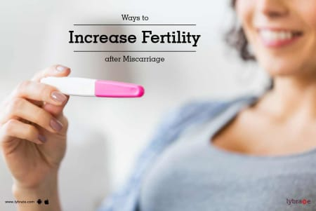Ways to Increase Fertility after Miscarriage - By Dr  Asha