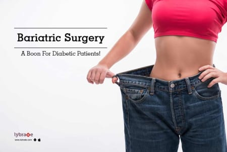 Bariatric Surgery A Boon For Diabetic Patients By Pelvinic