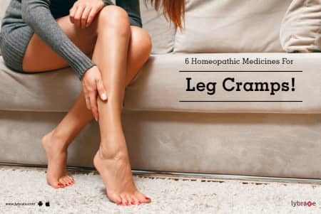 6 Homeopathic Medicines For Leg Cramps! - By Dr  Monty