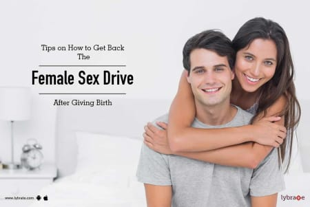 Get back sex drive
