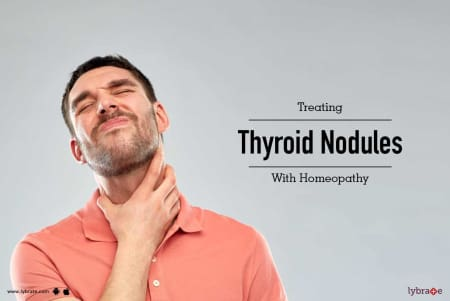 Treating Thyroid Nodules With Homeopathy By Dr Shrikhrishna