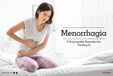 Menorrhagia - 6 Homeopathy Remedies for Treating it! - By Dr  Neeraj