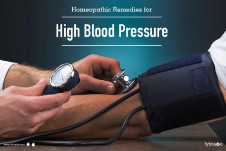 Homeopathic Remedies for High Blood Pressure - By Dr