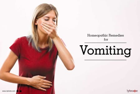 Homeopathic Remedies for Vomiting - By Dr  Sanket Gupta