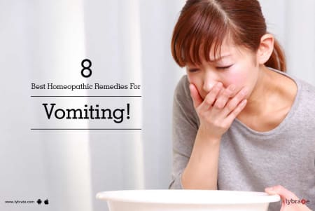 8 Best Homeopathic Remedies For Vomiting! - By Dr  Archana Agarwal