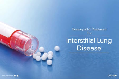 Homeopathic Treatment For Interstitial Lung Disease - By Dr
