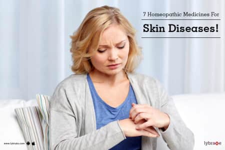 7 Homeopathic Medicines For Skin Diseases! - By Dr  Mamta
