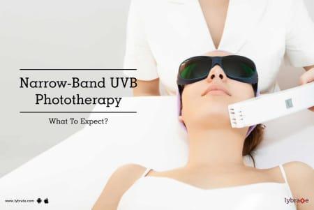 Narrow-Band UVB Phototherapy - What To Expect? - By Dr  Gunjan Gupta