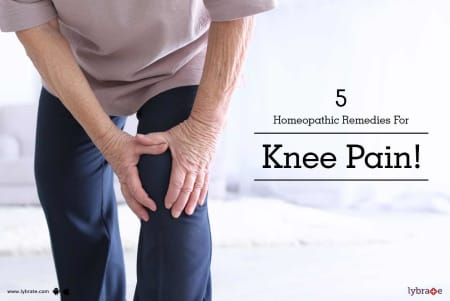 5 Homeopathic Remedies For Knee Pain! - By Dr  Nikhil