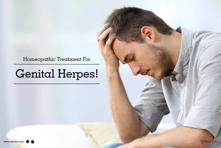 Homeopathic Treatment For Genital Herpes! - By Dr  Anand Dhoot | Lybrate