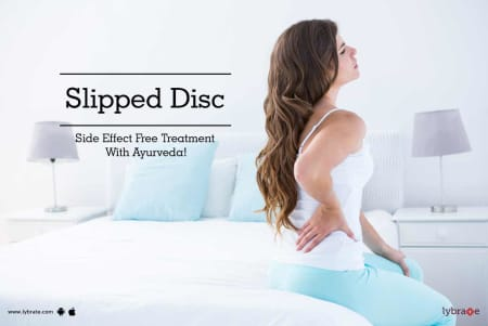 Disc effects herniated sex side