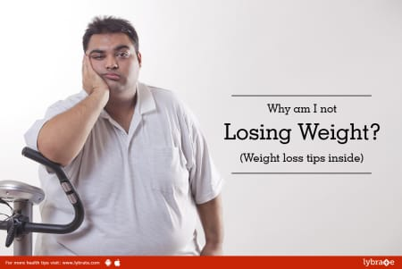 Why am I not losing weight? (Weight loss tips inside) - By
