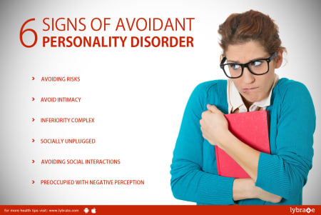 6 Signs of Avoidant Personality Disorder, 2nd Most Common