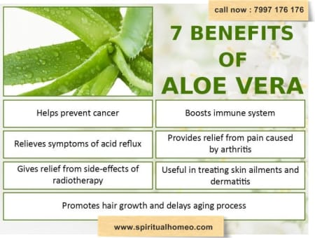 Surprising Benefits Of Aloe Vera - By Dr  Prashant K Vaidya