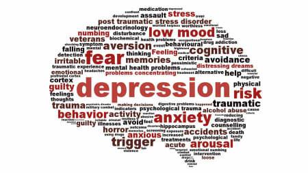 Картинки по запросу Causes of Depression