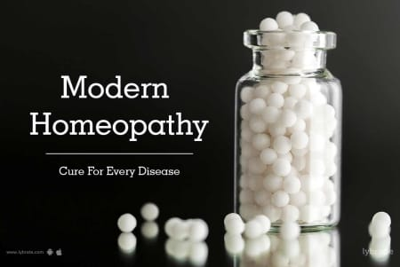 Modern Homeopathy: Cure For Every Disease - By Dr  Arpit