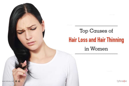 Top Causes Of Hair Loss And Hair Thinning In Women By Dr Jolly