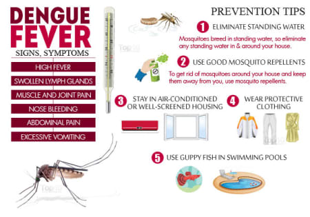 Dengue Fever: Signs, Symptoms and Prevention Tips - By Dr. Malhotra  Ayurveda (Clinic) | Lybrate