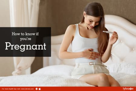 Pregnant gf if is how to know How to