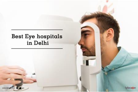 d1cba5198f6 Best Eye Hospitals In Delhi! - By Dr. Sanjeev Kumar Singh