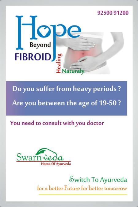 Diet Chart For uterine fibroids Patient, Uterine Fibroids