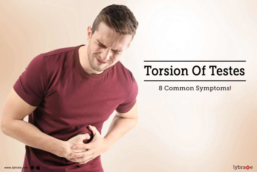 testicular torsion and low sex drive