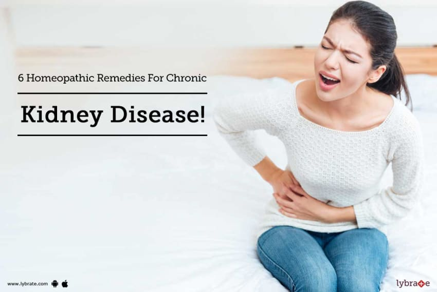 6 Homeopathic Remedies For Chronic Kidney Disease! - By Dr  Vishal