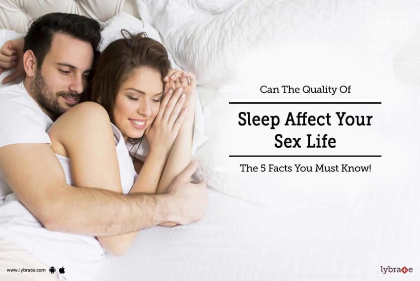 Does having sex help you sleep