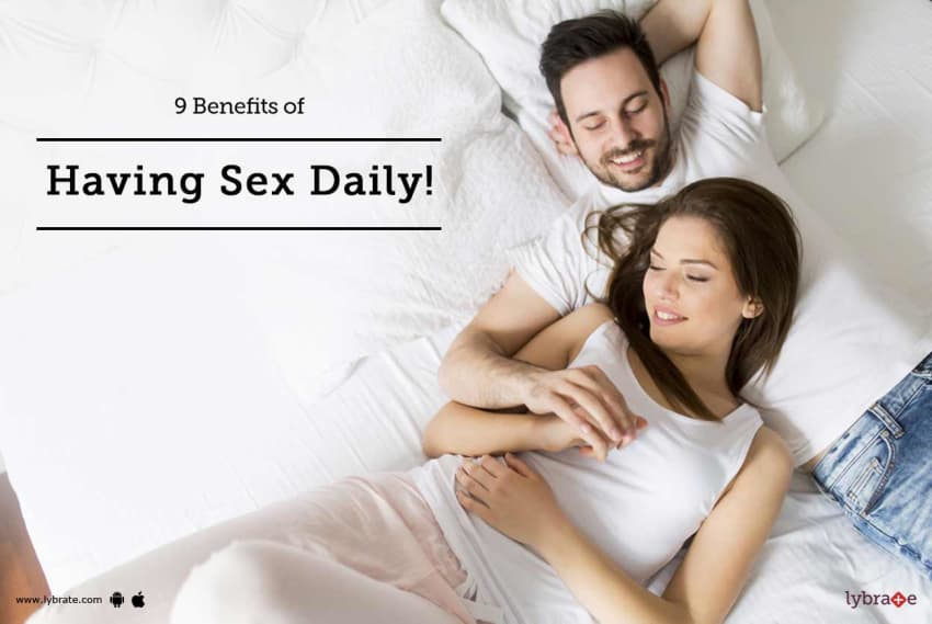 Is it safe to have sex daily